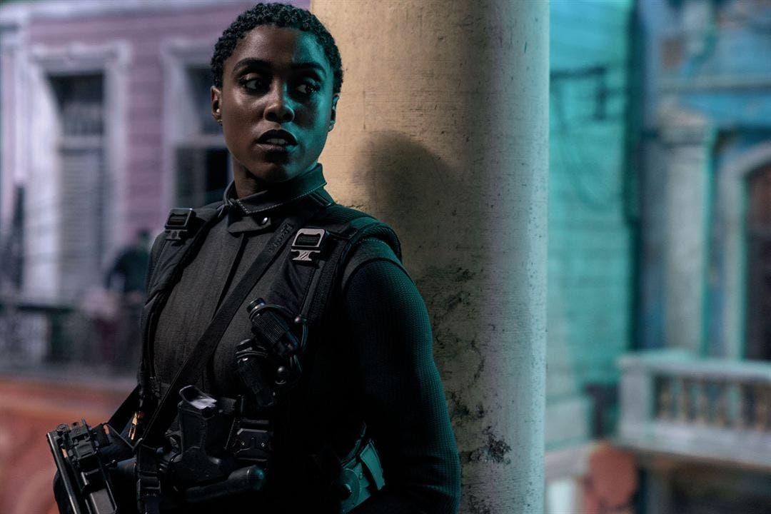 Lashana Lynch en Sin tiempo para morir