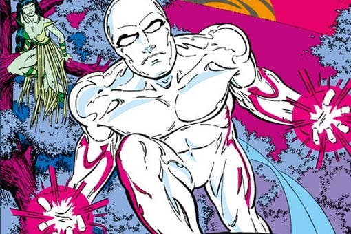 Marvel HC. Estela Plateada