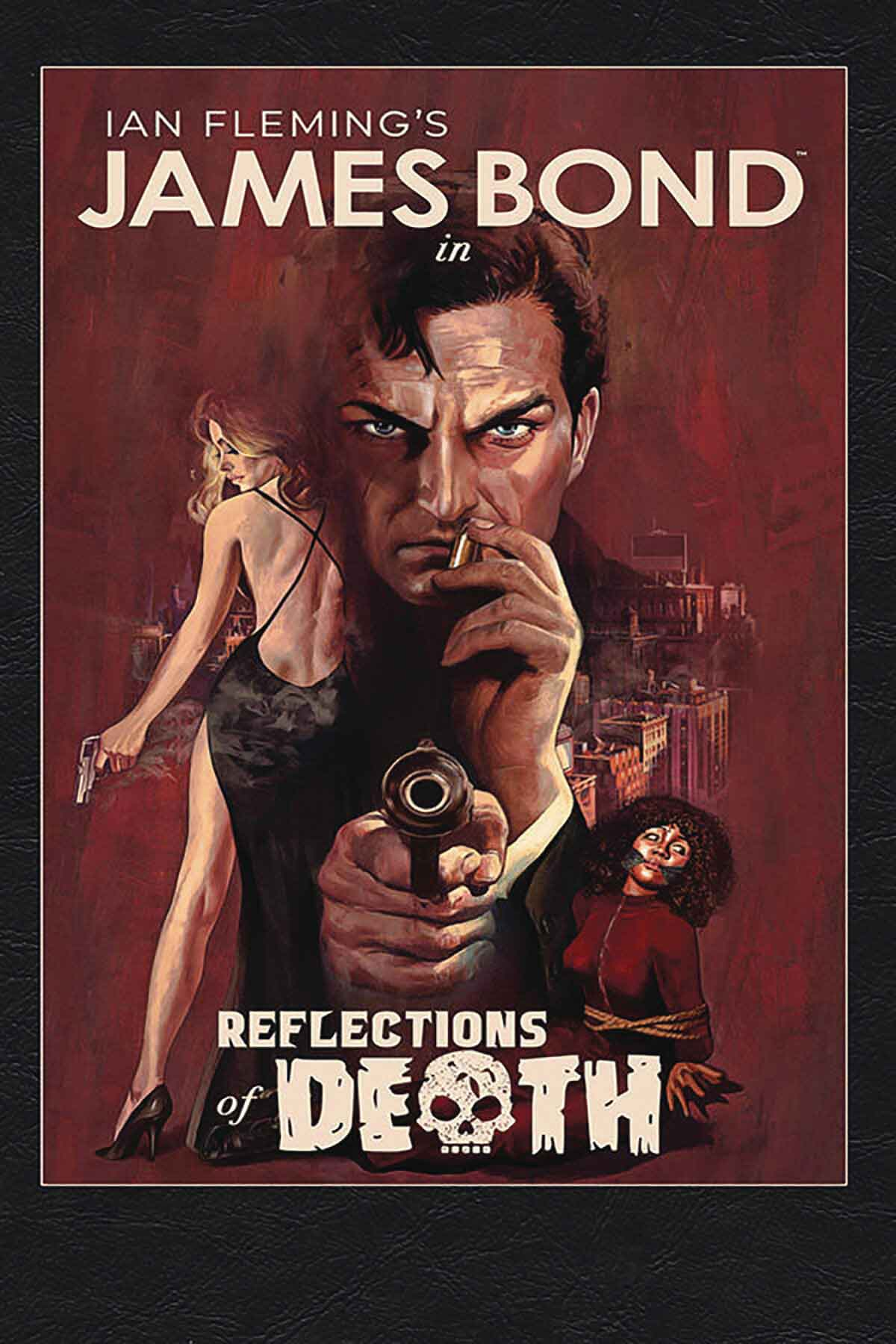 Reflections of Death James Bond