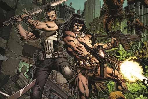 Salvajes vengadores 4 de Marvel