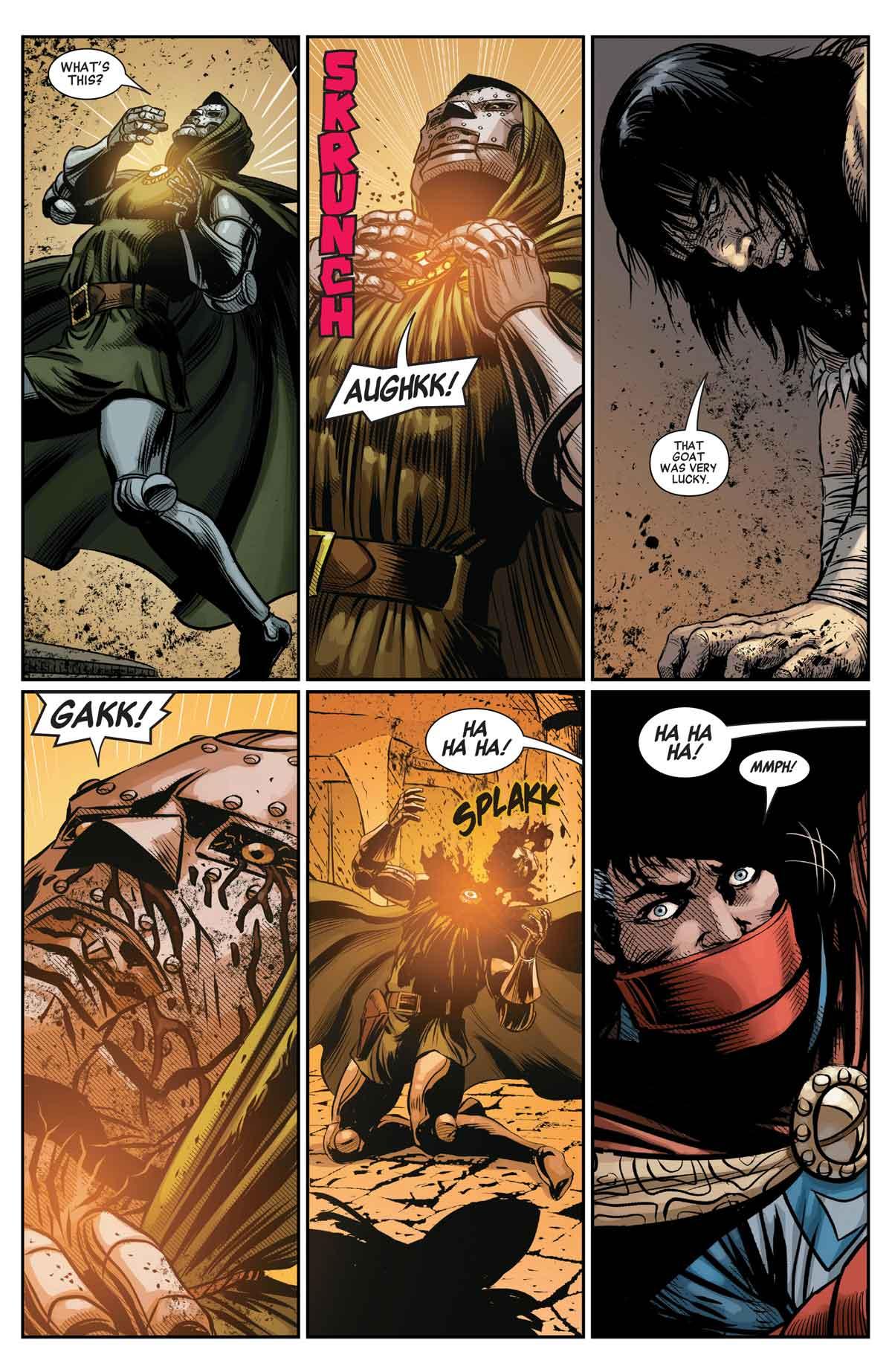 La cruel muerte del villano más importante de Marvel