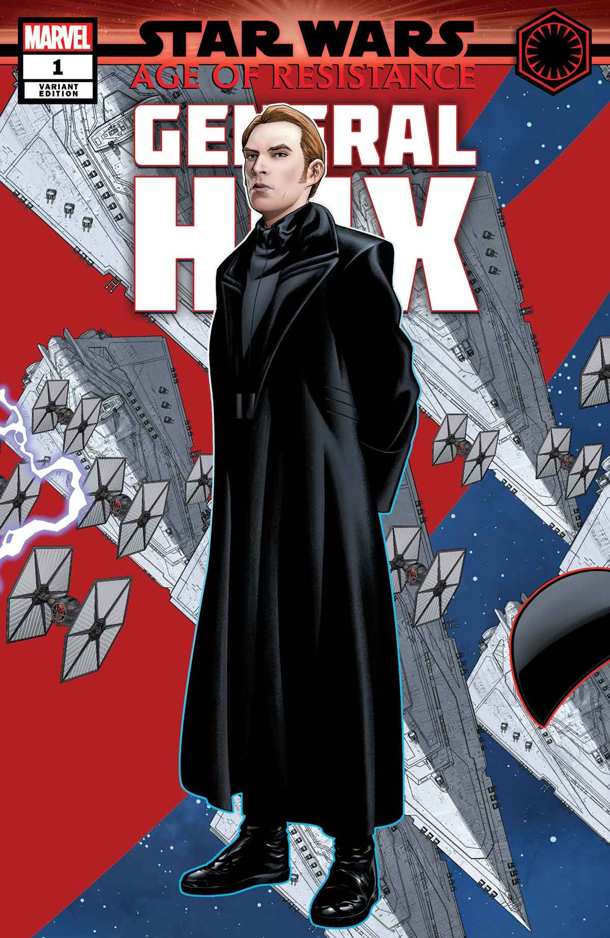 Star Wars: Age of Resistance general hux