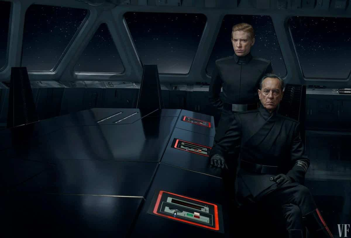 Star Wars: El ascenso de Skywalker. General Hux