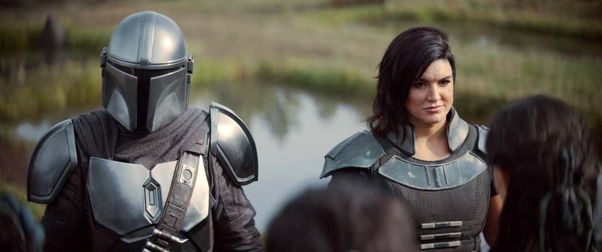 THE MANDALORIAN: Bryce Dallas Howard ha revelado que Pedro Pascal no está debajo del casco en cada episodio de la serie Disney +