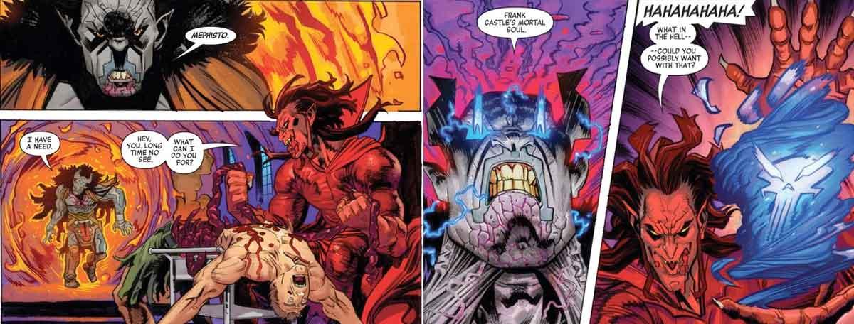 Marvel revela el único punto débil de Cosmic Ghost Rider