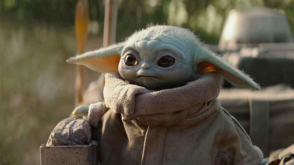 ¿Qué tienen en común Baby Yoda y Baby Thanos?