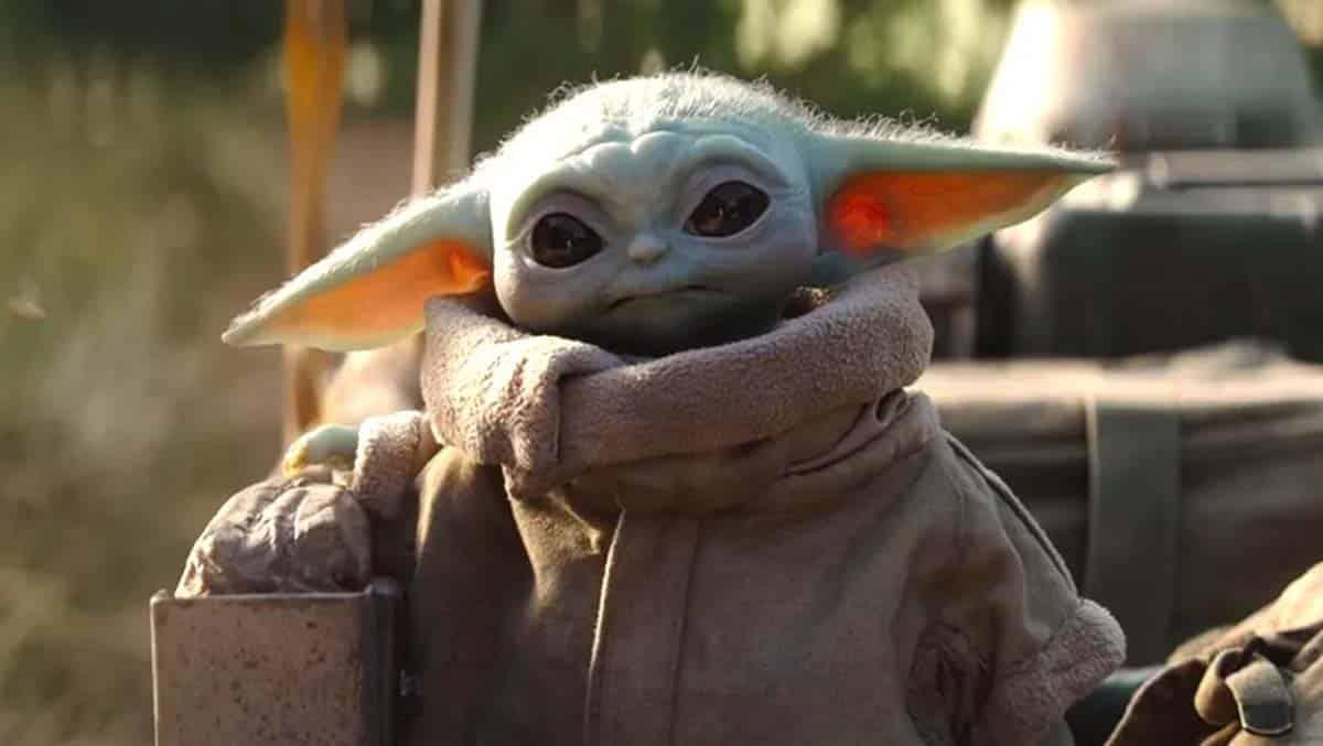 Disney denuncia a los vendedores no oficiales de Baby Yoda