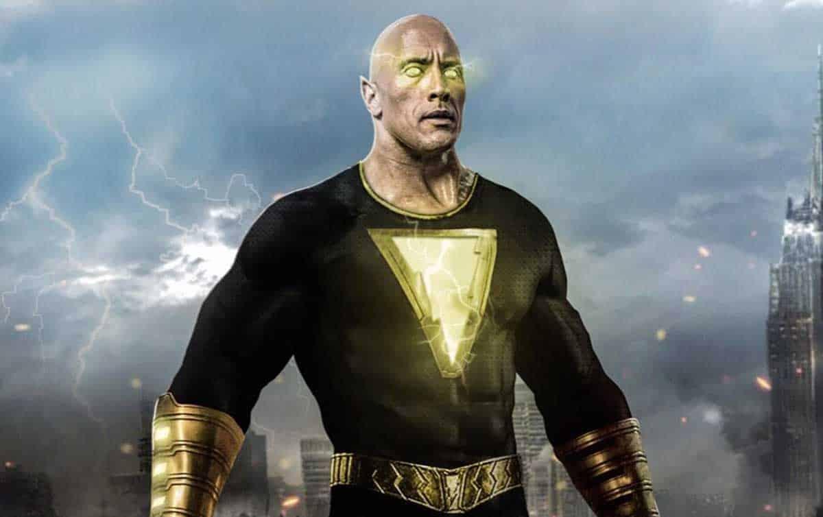 Black Adam: Podrían aparecer Flash y la Sociedad de la Justicia de América