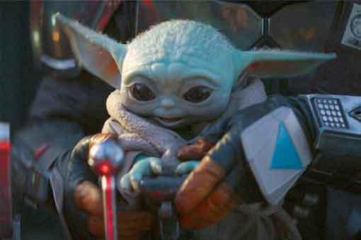 Tierna canción dedicada a Baby Yoda de la serie El Mandaloriano