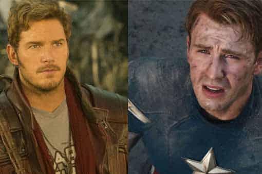 James Gunn desmiente teoría fan sobre Capitán América y Star-Lord