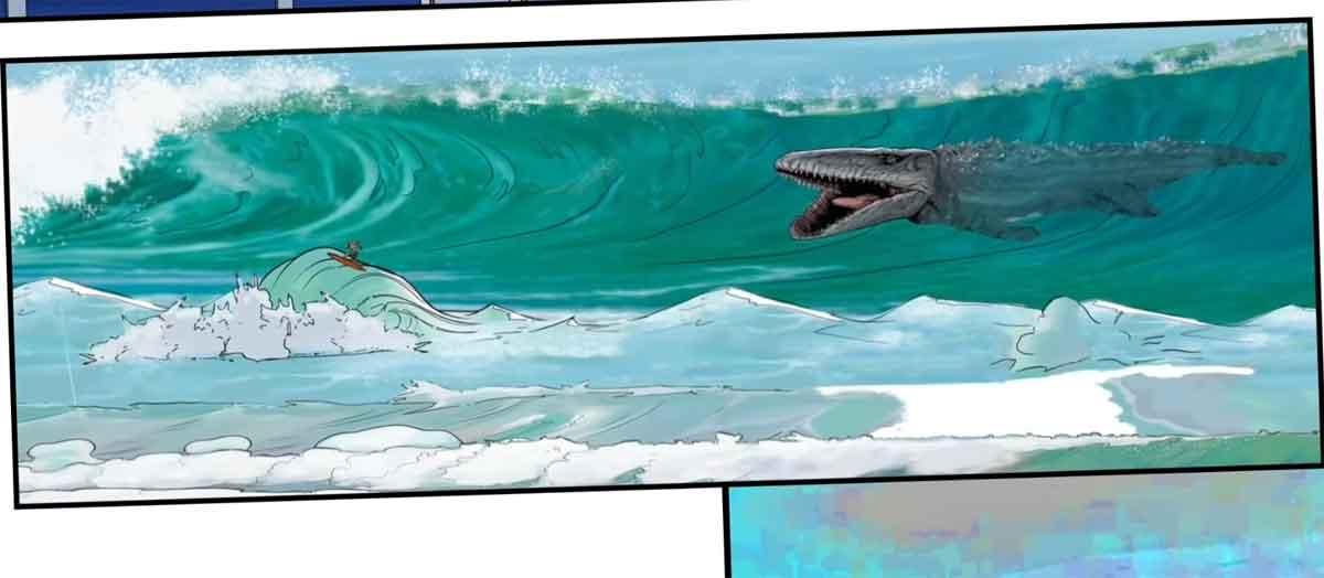 Jurassic World 3 tendrá un cómic precuela