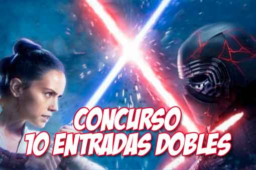 Cinemascomics y Autocine Madrid te invitamos a Star Wars: El ascenso de Skywalker