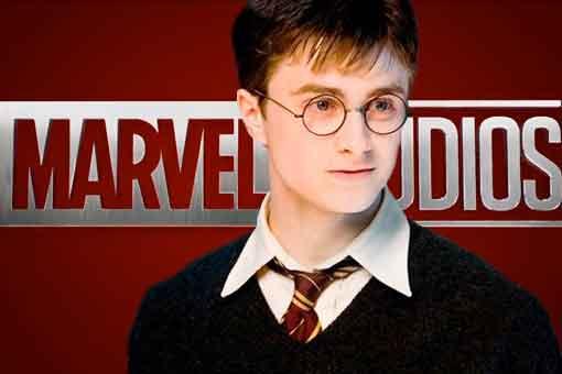 Así influyó la saga de Harry Potter en las películas de Marvel