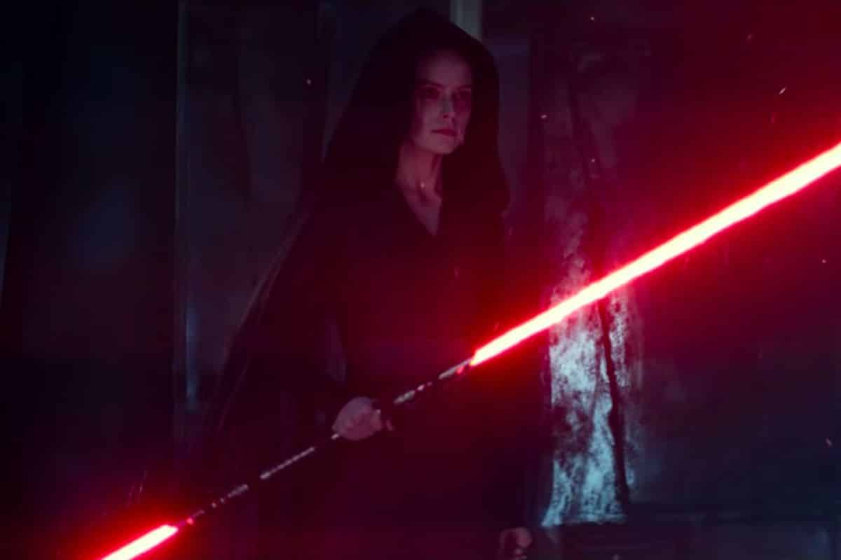 dark rey el ascenso de Skywalker