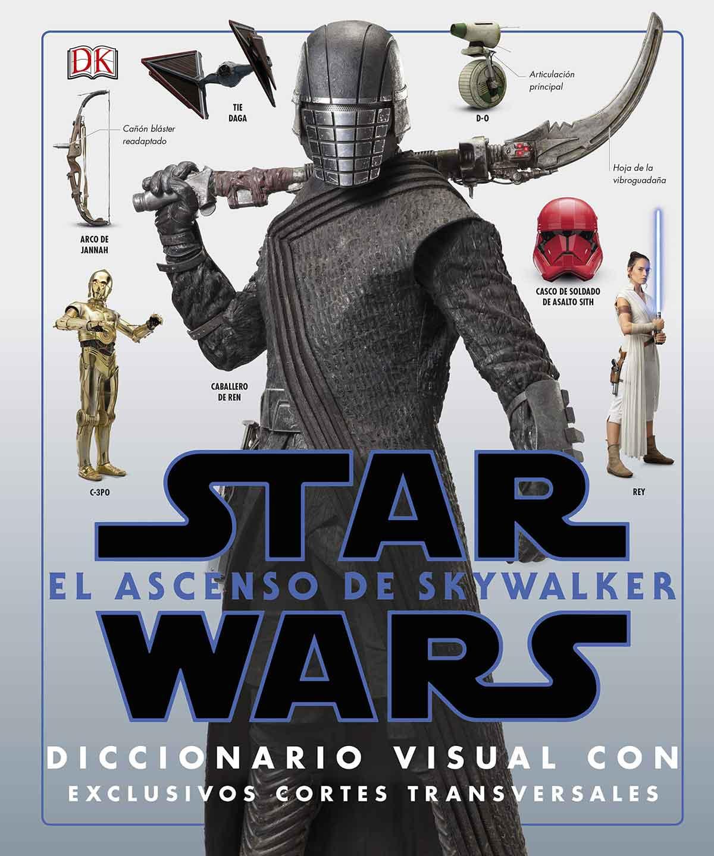 diccionario visual star wars el ascenso de skywalker