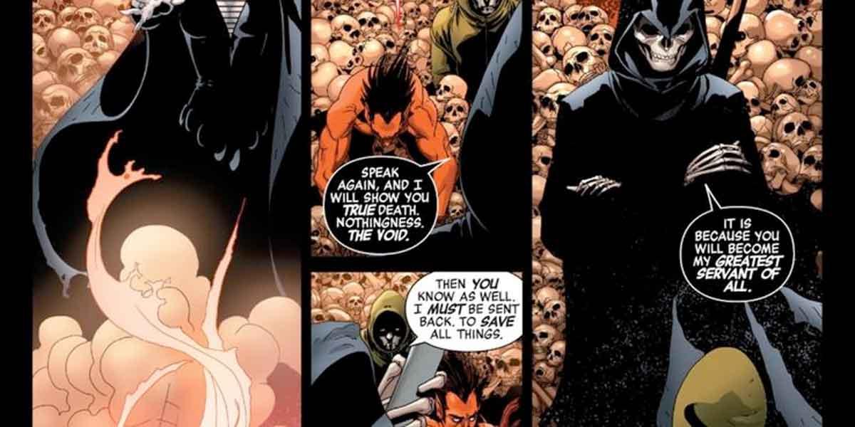 Doctor Doom se convierte en el servidor de este personaje