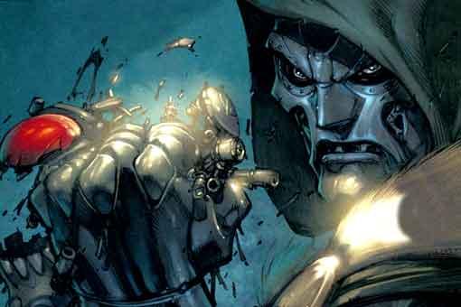 Doctor Doom se convierte en el servidor de este personaje de Marvel