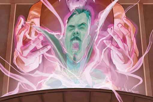 Doctor Strange resucitará a un Vengador muerto de Marvel
