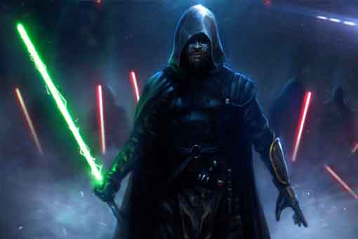 """George Lucas eliminó una batalla con sables de luz de por """"complicada"""""""