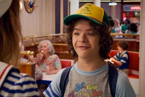 La teoría Fan de Stranger Things favorita de Gaten Matarazzo (Dustin)