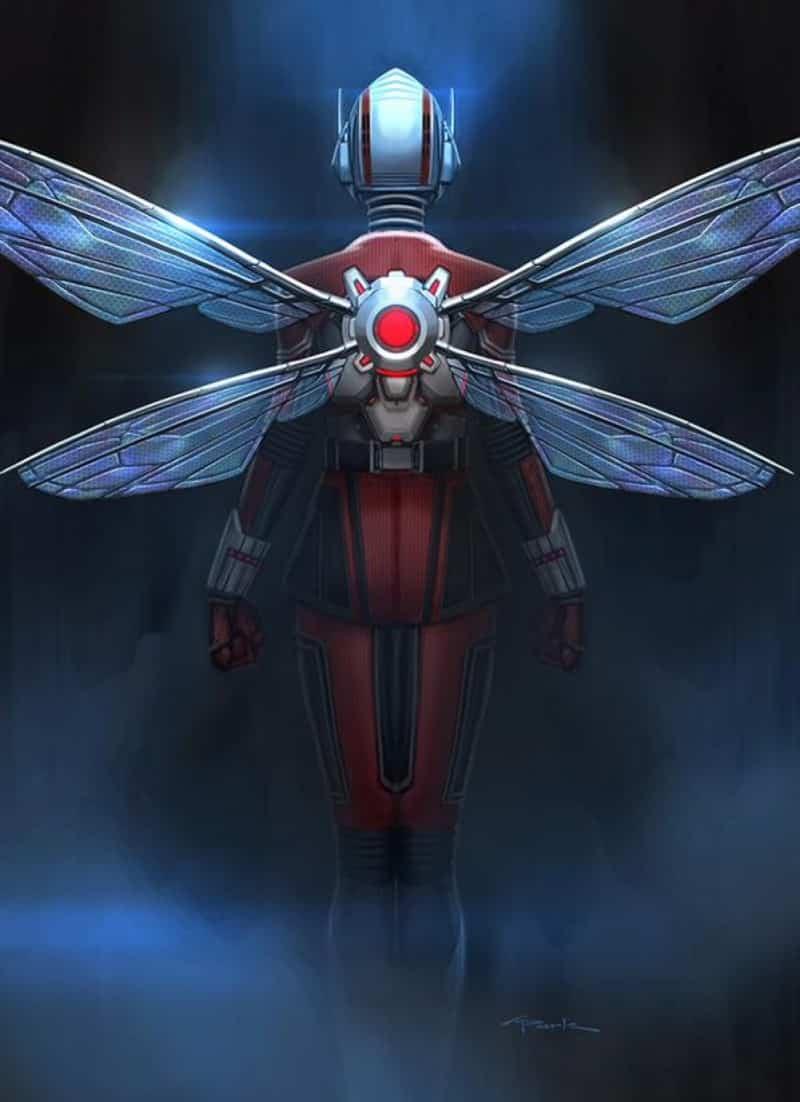 Avispa Marvel