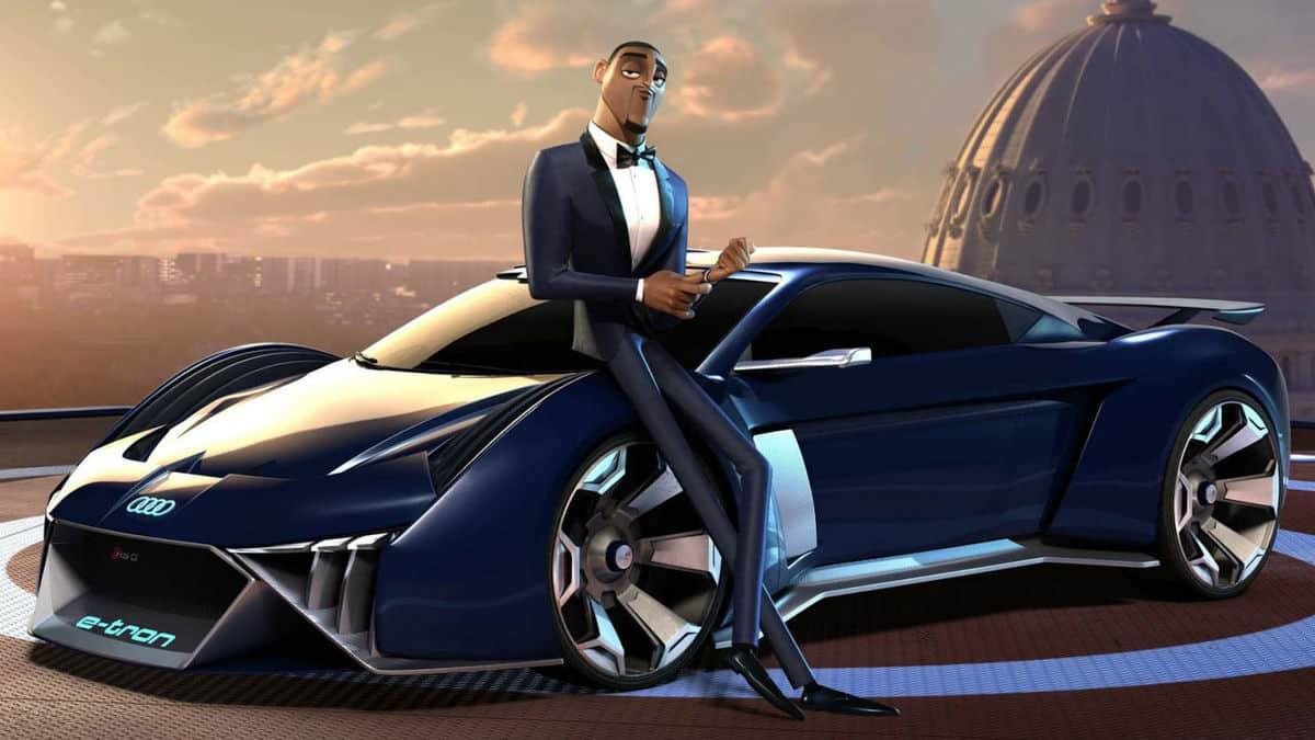Espías con disfraz: James Bond para toda la familia