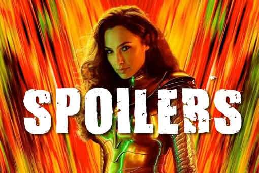 Wonder Woman 1984 ¡Filtran toda la trama! (SPOILERS)