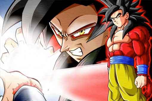 Dragon Ball: Fue un auténtico desafió la creación de Super Saiyan 4