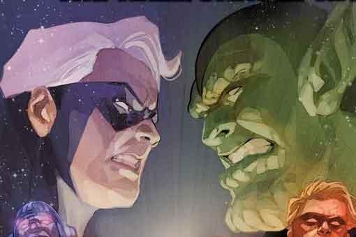 Marvel pone las bases para una nueva guerra Kree-Skrull