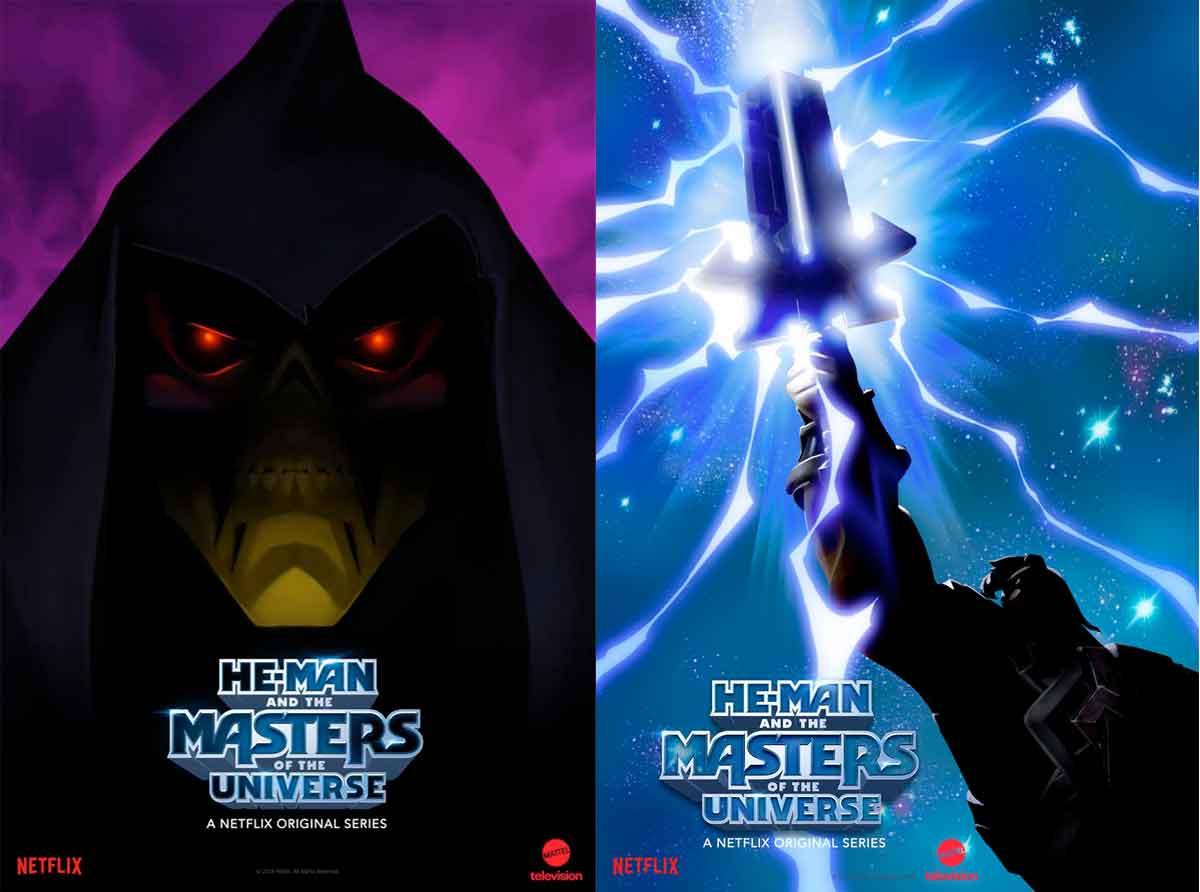 Netflix estrenará una serie de HE-MAN de animación