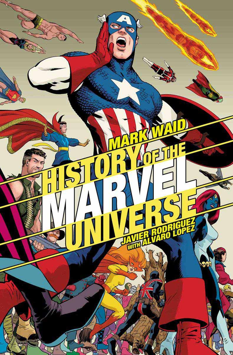 Historia del Universo Marvel 2