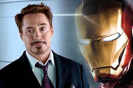 La armadura de Iron man llegó a enamorarse de Tony Stark