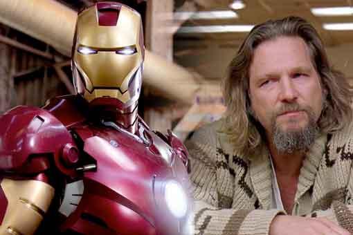 Iron Man (2008) tiene una referencia oculta a El gran Lebowski (1998)