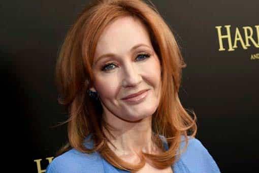 J.K. Rowling en medio de la polémica por tuits tránsfobicos