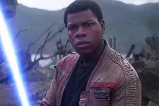"""John Boyega criticó a Star Wars: Los últimos Jedi por """"confusa"""""""