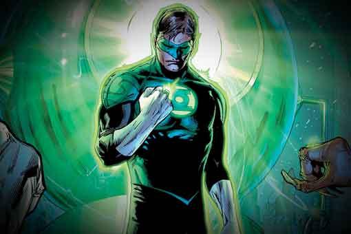 Linterna Verde se ríe del oscuro y depresivo Universo de DC Comics