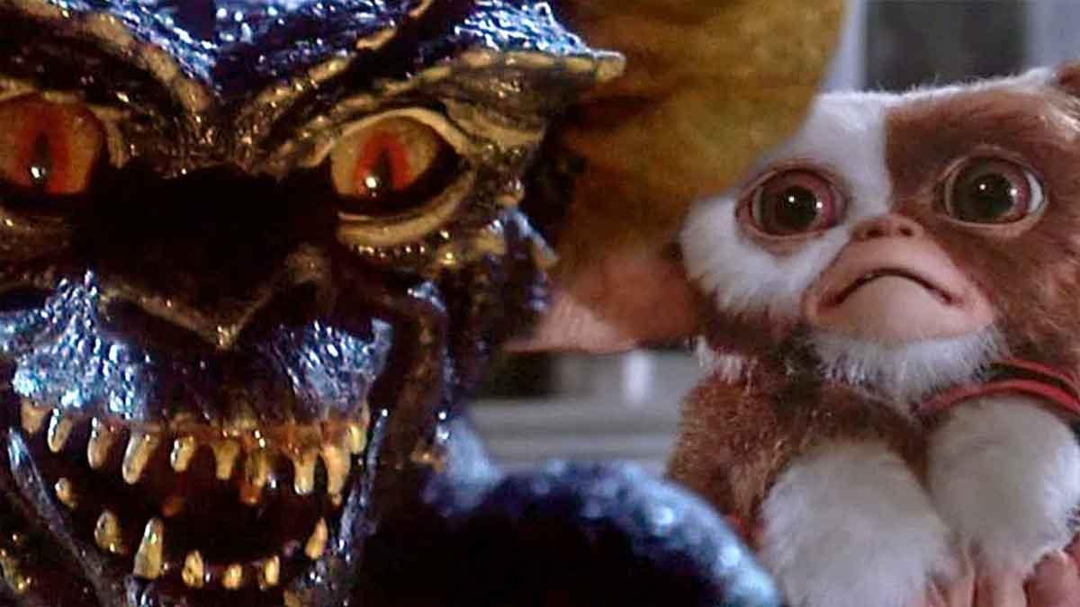 Tim Burton casi dirige la película de Los Gremlins (1984)