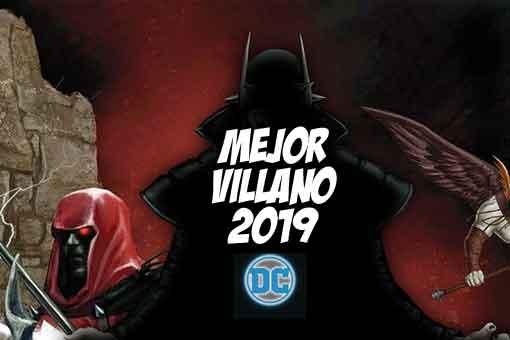 DC Comics revela quién es el villano del año 2019