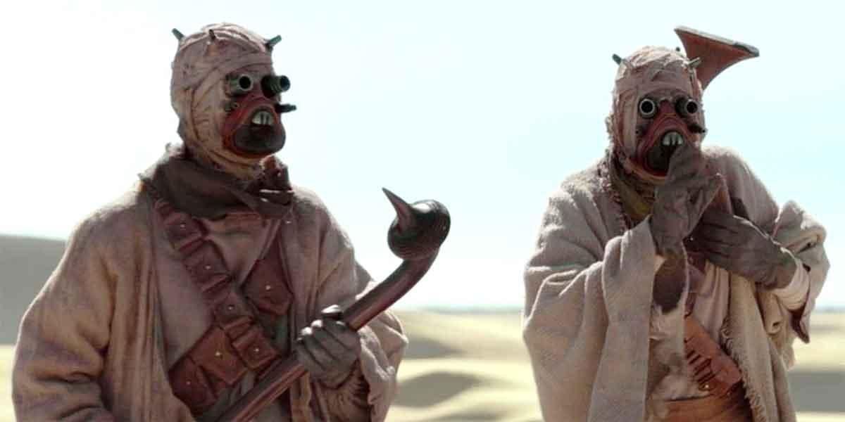 El Mandaloriano humaniza unos monstruos de Star Wars