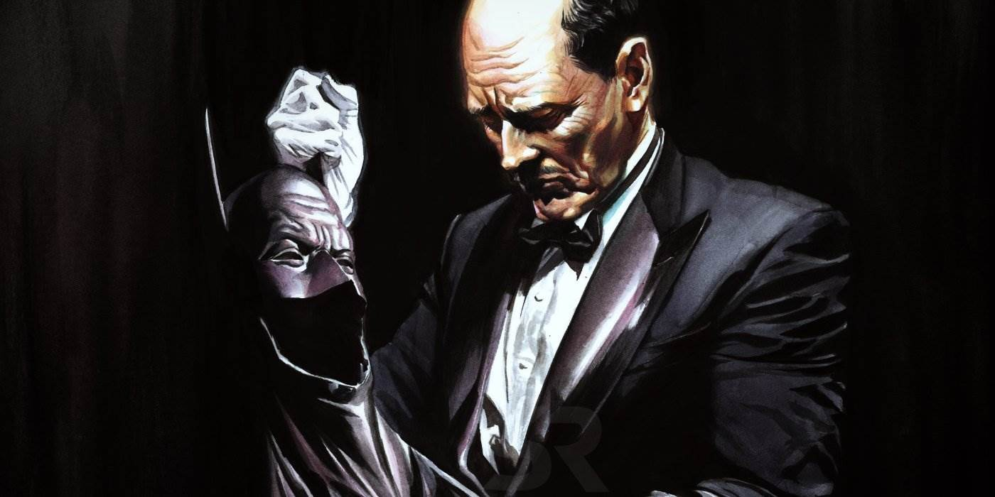 muerte de Alfred Pennyworth