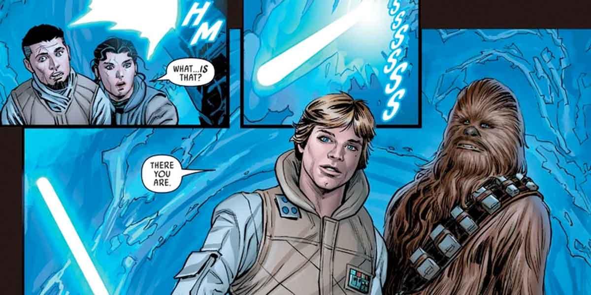 La gran conexión entre Poe Dameron y Luke Skywalker