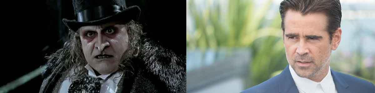 Danny DeVito quiere a Colin Farrell como el Pingüino en The Batman