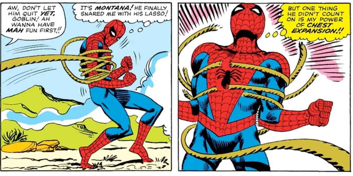 El extraño poder de Spider-Man que nunca usa