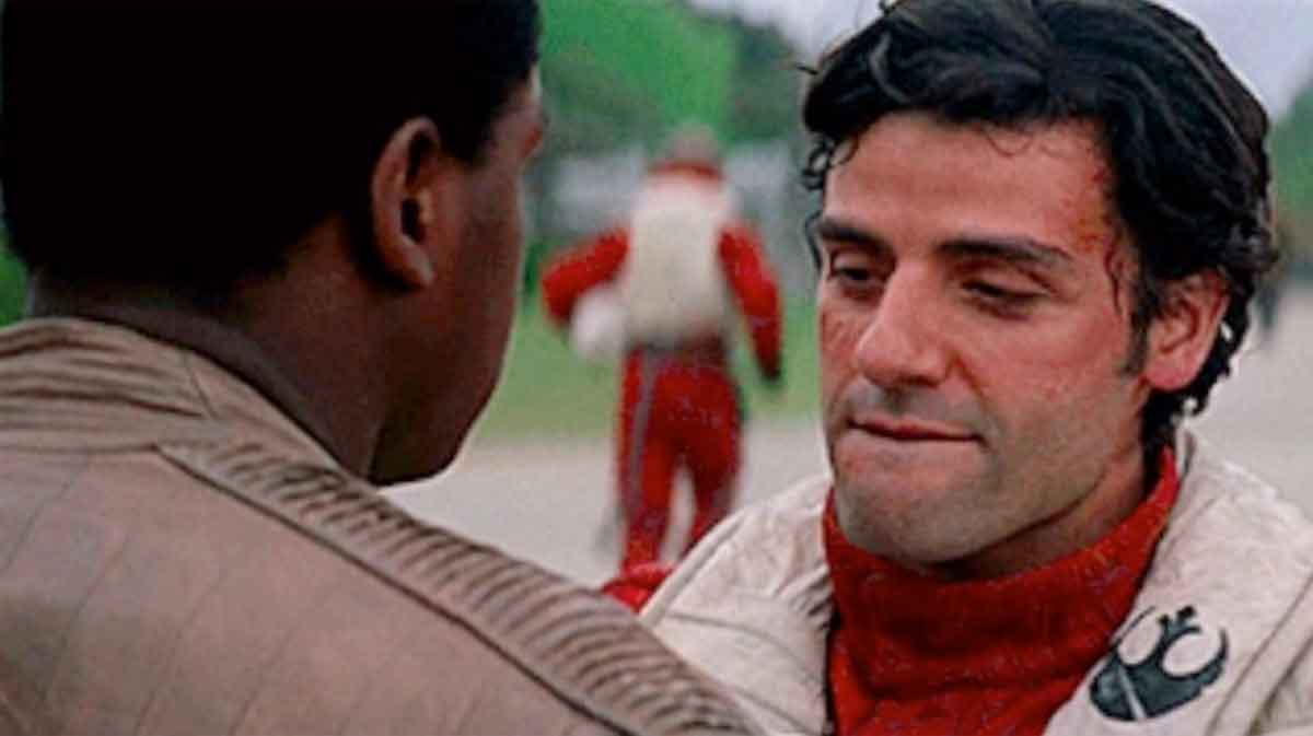 No habrá romance entre Finn y Poe Dameron en Star Wars 9