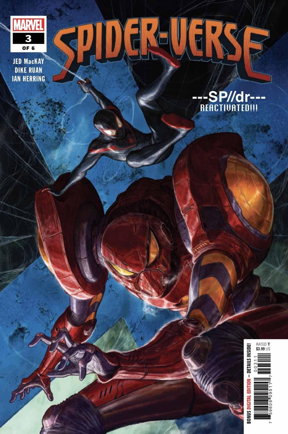 Spider-Man: Un nuevo universo. Un pesonaje regresa al Spider-verse