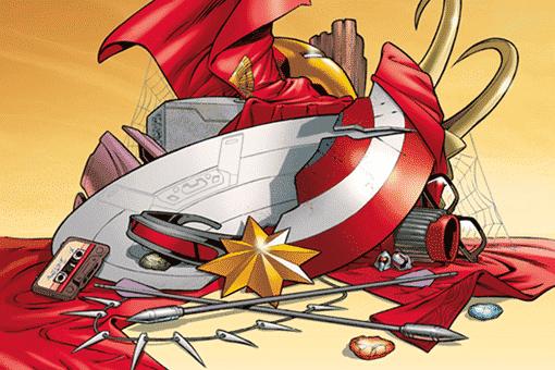 Arturo González-Campos presenta 'Marvel, ¡qué hermosa eres!' en MilComics