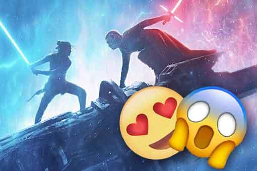 Primeras reacciones a Star Wars: El ascenso de Skywalker