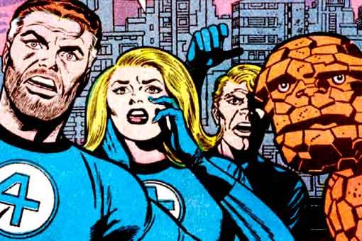 Marvel cambia la historia completa de los Cuatro Fantásticos para siempre