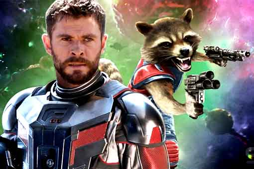 Rocket quería matar a Thor en Vengadores: Endgame
