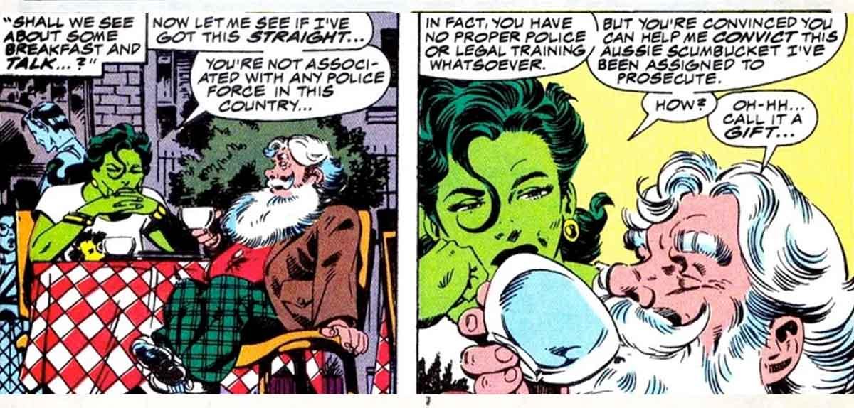 Santa Claus es real y es un poderoso mutante de los X-Men